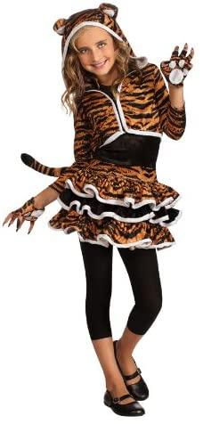 Drama Queens Tigress Hoodie Costume