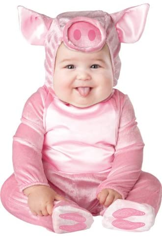 InCharacter This Lil' Piggy Infant/Toddler Costume