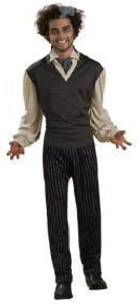 Sweeney Todd Costume - Standard - Chest Size 40-44