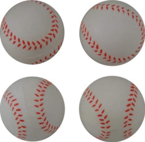 1 Dozen 70MM Baseball Stress Balls