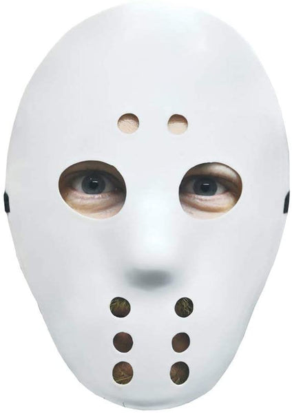 Forum Novelties Hockey Mask White