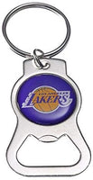 Los Angeles Lakers Official NBA 3.75 inch x 1.5 inch Bottle Opener Key Chain Keychain by Evergreen