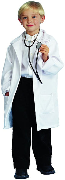 Franco American Novelty Company Doctor/Mad Scientist Costume for Kids