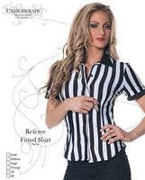 Underwraps Women's Referee Fitted Shirt