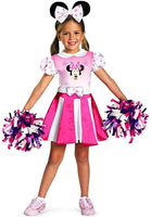 Minnie Mouse Cheerleader Toddler Costume - Toddler Medium