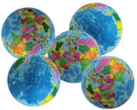 1 dozen 75MM Globe Stress Balls