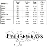 UNDERWRAPS Big Boy's Children's Cloak Costume Accessory, Black, Large Childrens Costume, Black, Large