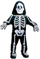 Scary Skeleton Costume - Toddler Large