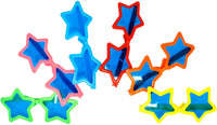 "10"" JUMBO Star Party Favor Sunglasses for Photobooth Prop, Costume Dress up Parties, Cosplay"