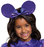 Disney Girls Minnie Mouse Costume