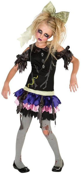 Halloween Resource Center, Inc. Girls Zombie Costume