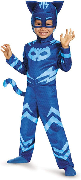 Catboy Classic Toddler PJ Masks Costume Medium/3T-4T by Disguise