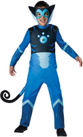 Fun World InCharacter Costumes Spider Monkey-Blue Costume, One Color, 8
