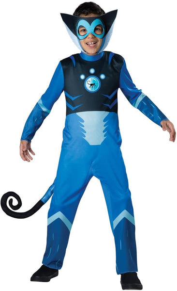 Fun World InCharacter Costumes Spider Monkey-Blue Costume, One Color, 6