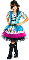 Disguise Playful Pirate Girls Costume, One Color, 3T-4T