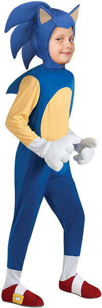Sonic Generations Sonic The Hedgehog Deluxe Costume