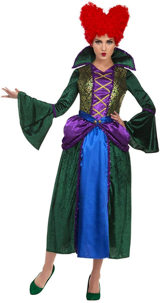 Palamon Women's Bossy Salem Sister Witch Costume
