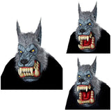 California Costumes Men's Monster Wolf - Adult Costume Adult Costume, Gray/Green, Large/Extra Large
