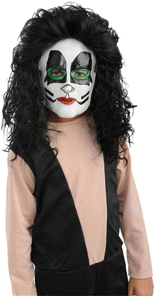 Kiss the Catman Adult Mask