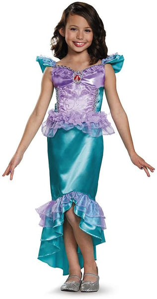 Disguise Ariel Classic Disney Princess The Little Mermaid Costume