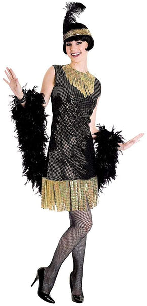 Paper Magic Women's 20s Art Deco Flapper