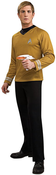 Star Trek Shirt Costume - X-Large - Chest Size 44-46