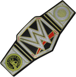 WWE Mattell John Cena World Heavy Weight Champion Belt