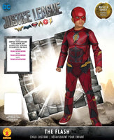 Justice League Deluxe Flash Costume