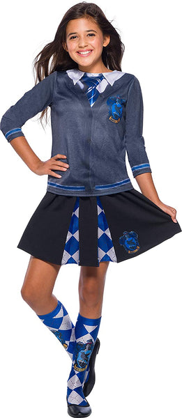 Harry Potter Costume Top, Ravenclaw, Small