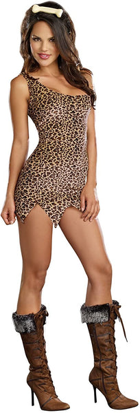 Dreamgirl Women's Cave Girl