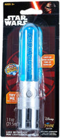 Imperial Toy Star Wars Luke Skywalker Mini Lightsaber Bubbles Wand with Bubble Solution