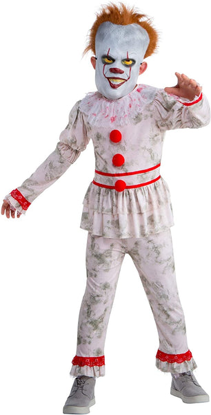 Palamon Evil Dancing Clown Child Costume