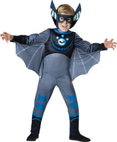 InCharacter Costumes Bat - Blue Costume, One Color, X-Small