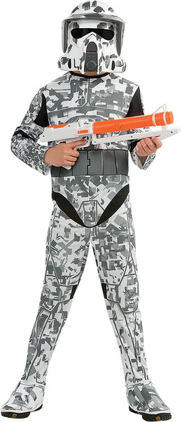 Star Wars Clone Wars Arf Trooper Child Costume - Medium (8-10)