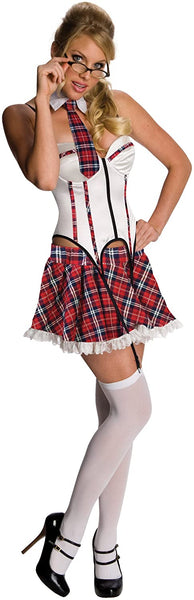Secret Wishes Sexy School Girl Costume