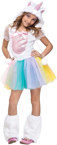 Fun World - Unicorn Child Costume
