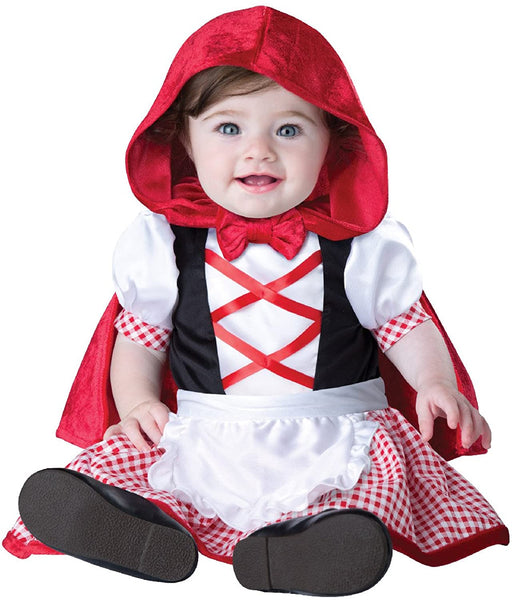 InCharacter Little Red Riding Hood Infant Costume