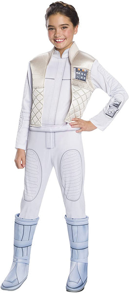 Rubie's Girls Star Wars: Forces of Destiny Deluxe Princess Leia Organa Costume