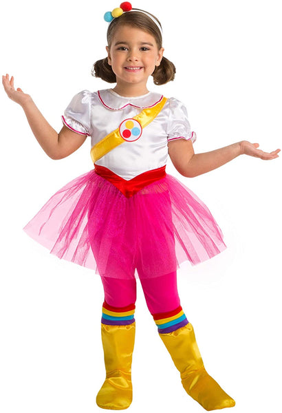 True and The Rainbow Kingdom Girl's True Costume Size 4/6