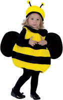Fun World Costumes Baby Girl's Infant Bumble Bee Costume