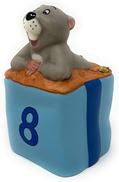 Disney Pooh & Friends - EIGHT is for discovering the world near and far Figurine