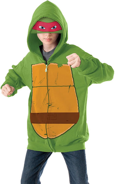 Teenage Mutant Ninja Turtles Raphael Hoodie Costume
