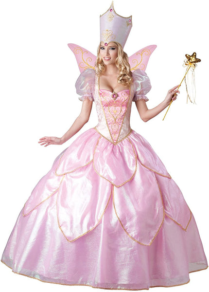 InCharacter Fairy Godmother Adult Costume