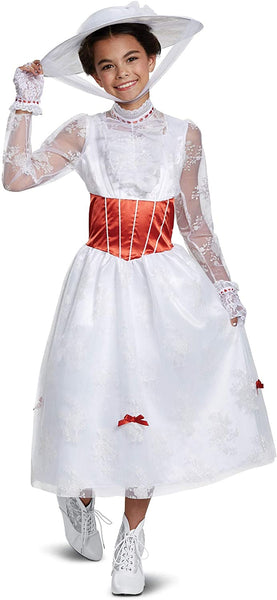Disguise Deluxe Mary Poppins Costume for Kids