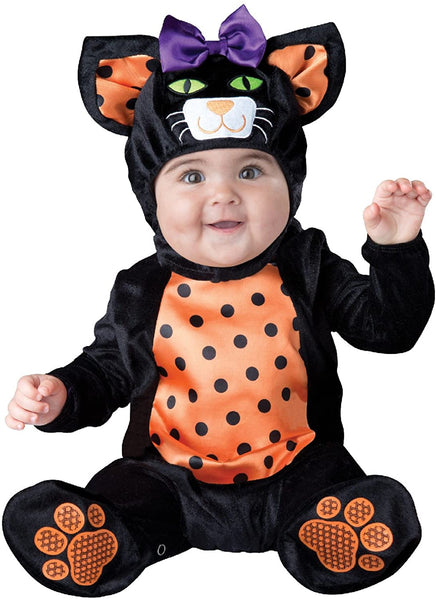 InCharacter Mini Meow Infant Costume