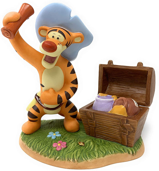 Disney Pooh & Friends - Your Friendship Is the Grandest of Treasures - Tigger Pirate