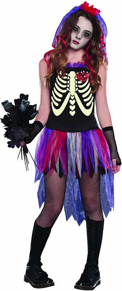 SugarSugar Dead Bride Costume, Small