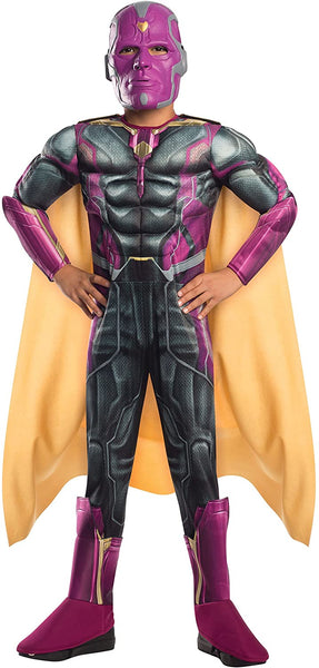 Rubie's Costume Avengers 2 Age of Ultron Child's Deluxe Vision Costume, Large