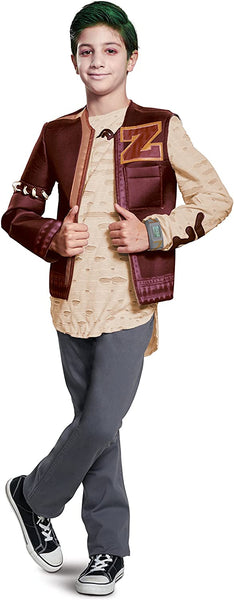 Z-O-M-B-I-E-S Deluxe Zed Zombie Costume for Kids
