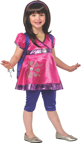 Rubies Dora and Friends Deluxe Dora The Explorer Costume